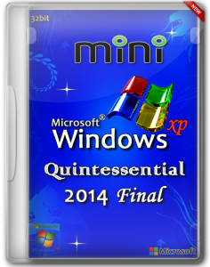 Windows XP SP3 Quintessential 2014 Final (�86) (2014) [RUS]