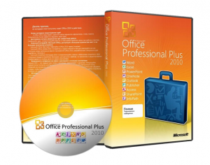 Microsoft Office Professional Plus 2010 SP2 14.0.7119.5000 + Project & Visio RePack by Padre Pedro [Multi/Ru]