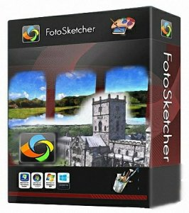 FotoSketcher 2.80 Final + Portable [Multi/Ru]