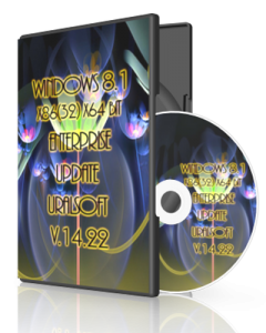 Windows 8.1 Enterprise UralSOFT v.14.22 (x86x64) (2014) [Ru]