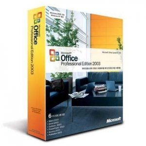 Microsoft® Office Professional Enterprise Edition 2003 SP3 x86 Build (11.8409.8405) & Update (07.04.2014) [2003, RUS]