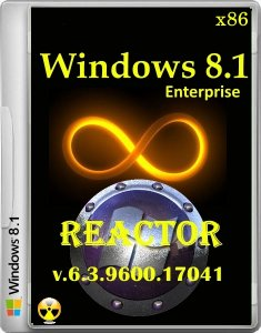 Windows 8.1 Enterprise Reactor (x86) (2014) [Rus]
