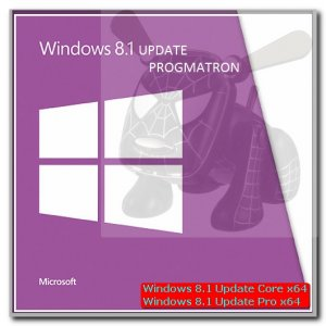 Windows 8.1 Update 1 Core/Professional x64 c-p 6.3 9600.17031 MSDN версия от 22.04.2014 by PROGMATRON