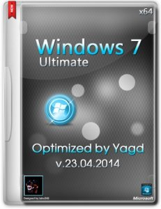 Windows 7 Ultimate Optimized by Yagd AIO v.23.04.2014 (x64) [23.04.2014] [Rus]