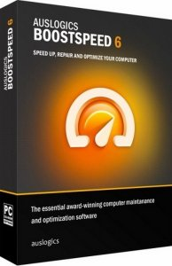 AusLogics BoostSpeed 6.5.6.0 RePack (& Portable) by KpoJIuK [En]