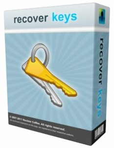 Nuclear Coffee Recover Keys 8.0.3.109 Enterprise Portable by Valx [Multi/Ru]