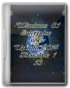 Windows 8.1 Enterprise Update BeaStyle 1.13 (x86) (2014) [Rus]