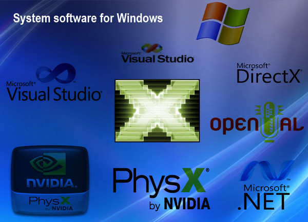 596MB / System software for Windows 1.3 [Ru]