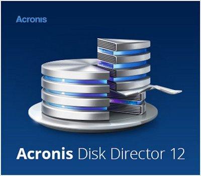 212MB / Acronis Disk Director 12.0.3219 RePack by D!akov [Ru]