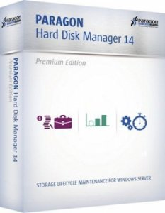 Paragon Hard Disk Manager 14 Premium 10.1.21.471 + Boot Media Builder [En]