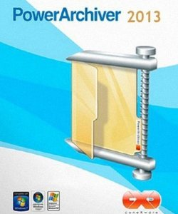 PowerArchiver 2013 14.05.04 Final RePack by D!akov [Multi/Ru]
