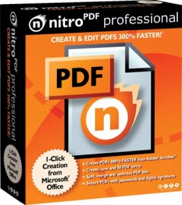 Nitro PDF Enterprise 9.0.7.5 Final [Multi/Ru]