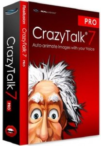CrazyTalk 7.3.2215.1 Pro Retail Portable by Punsh [En]