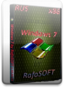 Windows 7 Ultimate by RafoSOFT+WPI Portabl (x86 ) (2014) (Rus)