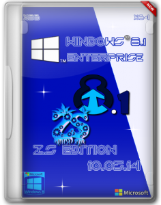 Windows 8.1 Enterprise by Z.S Edition 10.05.14 (x86-x64) (2014) [Rus]
