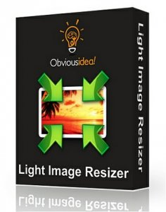 Light Image Resizer 4.6.2.0 Portable by DrillSTurneR [Multi/Ru]