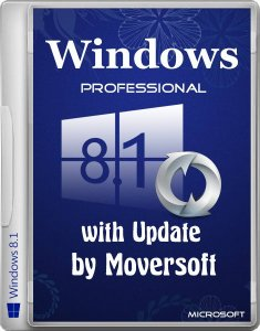 Windows 8.1 Pro with update MoverSoft (x64) (2014) [Ru]