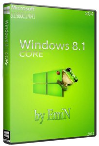 Windows 8.1 Core by EmiN (x64) (2014) [Rus]