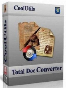 CoolUtils Total Doc Converter 2.2.237 Portable by DrillSTurneR [Multi/Ru]