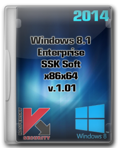 Windows 8.1 Enterprise SSK Soft v.1.01 (x86-x64) (2014) [Ru]