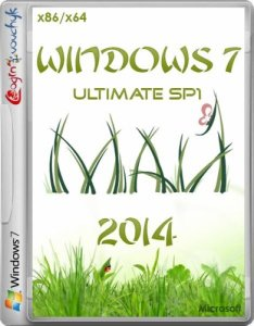 Windows 7 Ultimate SP1 by Loginvovchyk ��� ��� �������� (x86/x64) (2014) [Rus]