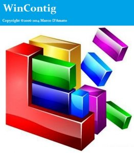 WinContig 1.35.01 Portable by DrillSTurneR [Multi/Ru]