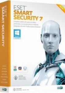 ESET Smart Security 7.0.317.4 RePack by SmokieBlahBlah (x86/x64) [Ru]