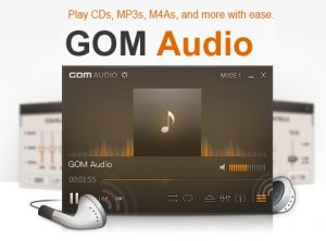 GOM Audio 2.0.7.1108 [Multi/Ru]