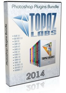 Topaz Labs Photoshop Plugins Bundle 2014 (26.05.2014) [Eng]