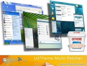 UXTheme Multi-Patcher 11.0 Final (x86-x64) (2014) [Eng]
