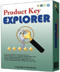 Product Key Explorer 3.7.2.0 Portable by DrillSTurneR [En]