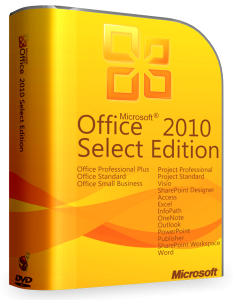 Microsoft Office 2010 SP2 Select Edition 14.0.7015.1000 by Hobo Volume (32bit+64bit) (2014) [Ukr]