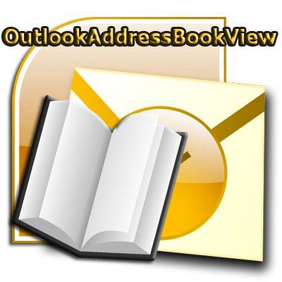 328KB / OutlookAddressBookView 1.82 Portable [Ru]