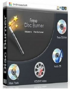 Free Disc Burner 3.0.21 build 530 [Multi/Ru]