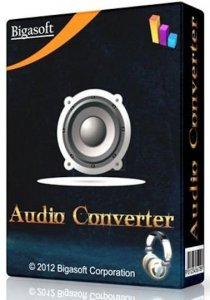 Bigasoft Audio Converter 4.2.6.5249 Portable by DrillSTurneR [Multi/Ru]