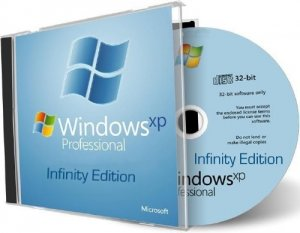 Microsoft Windows XP Professional Service Pack 3 Infinity Edition v.05.06.2014 DVD Windows XP SP3 (x86) (2014) [RUS]