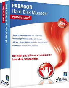 Paragon Hard Disk Manager 14 Professional 10.1.21.623 + Boot Media Builder [Ru]