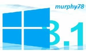 Windows 8.1 with Update by Murphy78 (x86) (2014) [MultiLang]