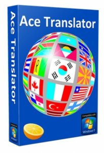 Ace Translator 12.6 Portable by DrillSTurneR [Multi/Ru]