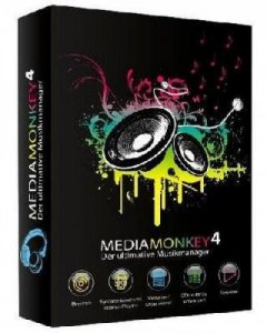 MediaMonkey Gold 4.1.2.1706 Final RePack (& portable) by KpoJIuK [Ru/En]