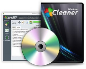 Windows Cleaner 1.0.0.180 [Ru/En]