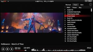 Metal Player 4.1.3.0 [Multi/Ru]