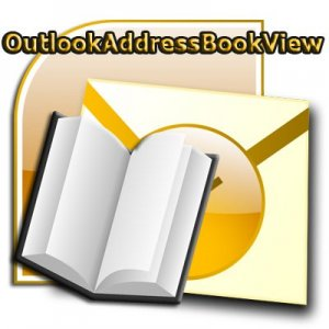 OutlookAddressBookView 1.82 Portable [Ru]