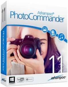 Ashampoo Photo Commander 11.1.6 RePack (& Portable) by KpoJIuK [Multi/Ru]
