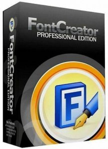 High-Logic FontCreator Professional 8.0.0 Build 1200 Professional Edition [En]
