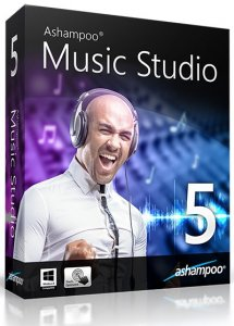 Ashampoo Music Studio 5 5.0.1.12 (0730) Final RePack by FanIT [Ru/En]