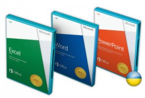 Microsoft Word 2013 SP1 + Excel 2013 SP1 + PowerPoint 2013 SP1 15.0.4615.1000 by Hobo (32bit+64bit) Volume with Updates (01.06.2014)[Ukr]