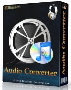 Bigasoft Audio Converter 4.2.9.5283 Portable by DrillSTurneR [Multi/Ru]