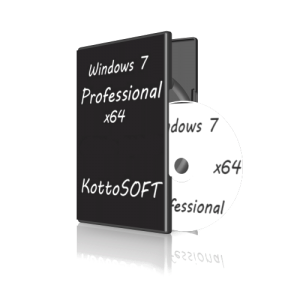 Windows 7 Professional KottoSOFT v.19.6.14 (x64) (2014) [Rus]