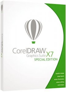 CorelDRAW Graphics Suite X7 17.1.0.572 Special Edition RePack by -{A.L.E.X.}- [Ru/En]